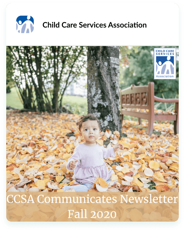 An email from Jennifer Gioia, CCSA